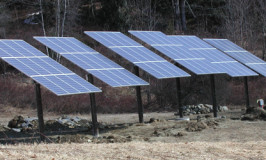 Katywil Community PV solar array is up