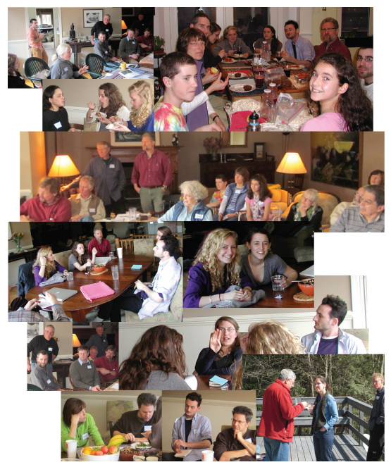 Snippets of March 17 gathering at Katywil