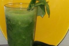 Bill's cool Cucumber drink