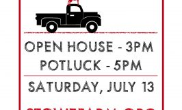 OPEN HOUSE ON SATURDAY