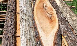 Stowe Farm neighbor mills local lumber